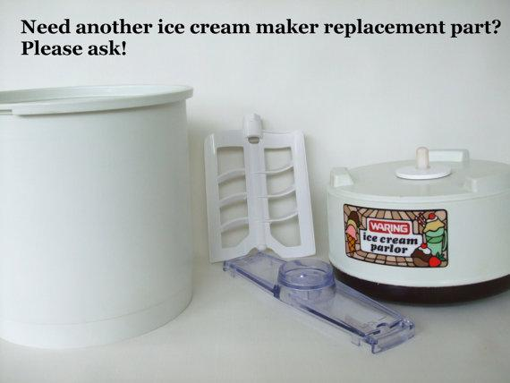 lumina ice cream maker instruction manual