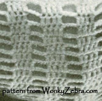 Vintage Crochet Pattern 033 Lacey Gloves from WonkyZebra