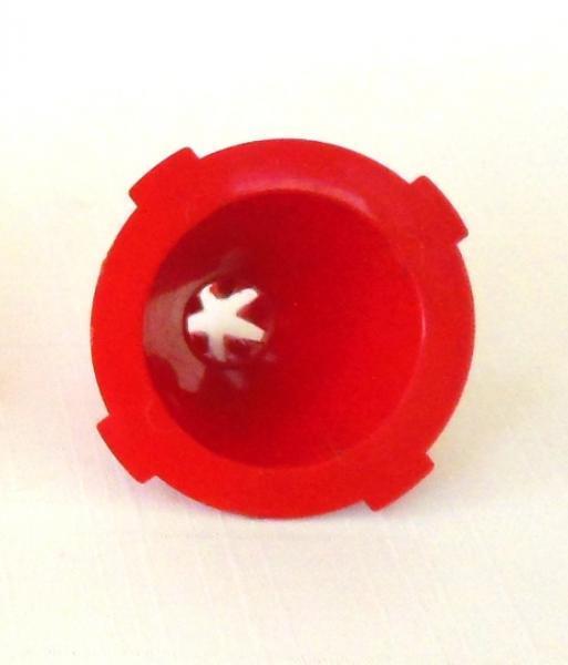 Popeil Gadget Master Cookie Press Replacement Part - Vintage Decorating Tip