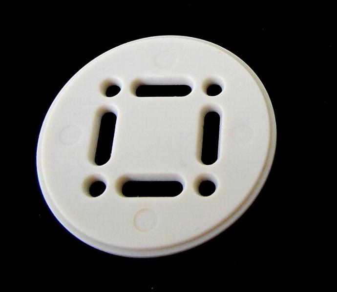 """Wilton Cookie Press Square Disk 2"""" Replacement Part"""