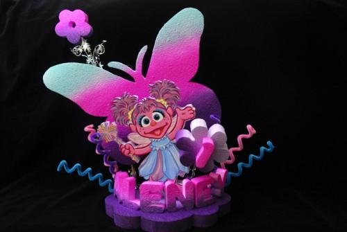 Abby Cadabby Cake Topper Centerpiece With By Adianezh On