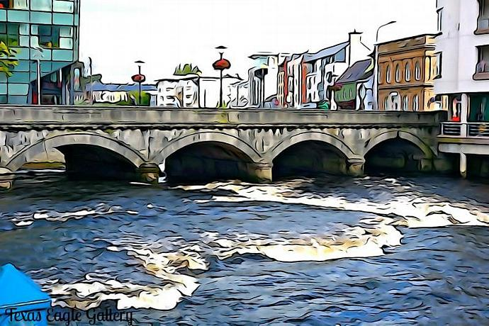 Irish Bridges fine art prints - your choice