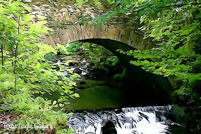 Irish Bridges fine art prints - your choice