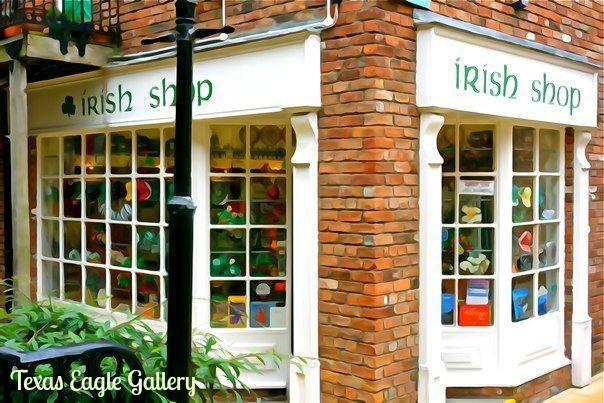 The Irish Shop fine art prints