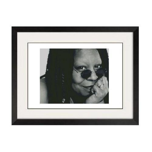 ALL STITCHES - WHOOPI GOLDBERG CROSS STITCH PATTERN .PDF -295