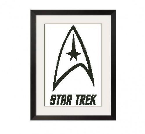 ALL STITCHES - STAR TREK CROSS STITCH PATTERN .PDF -94