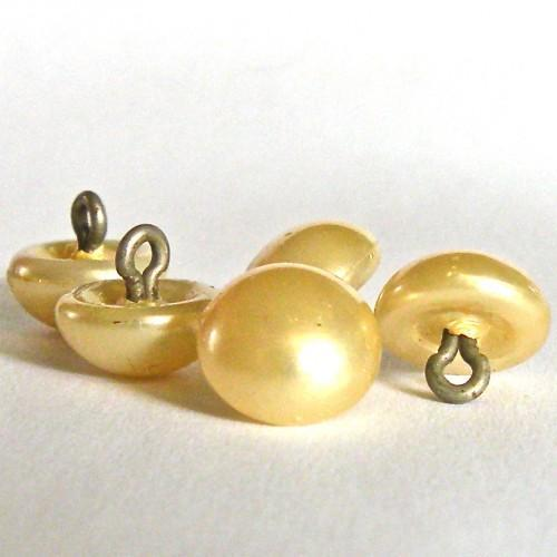 Vintage Sweater Buttons - Pearly