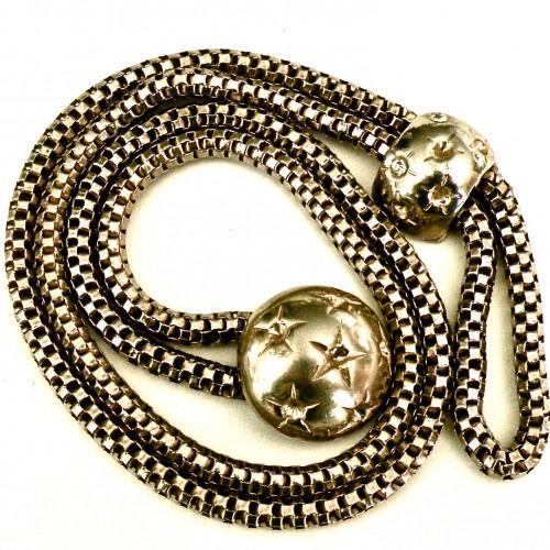 Starry Vintage Choker Necklace
