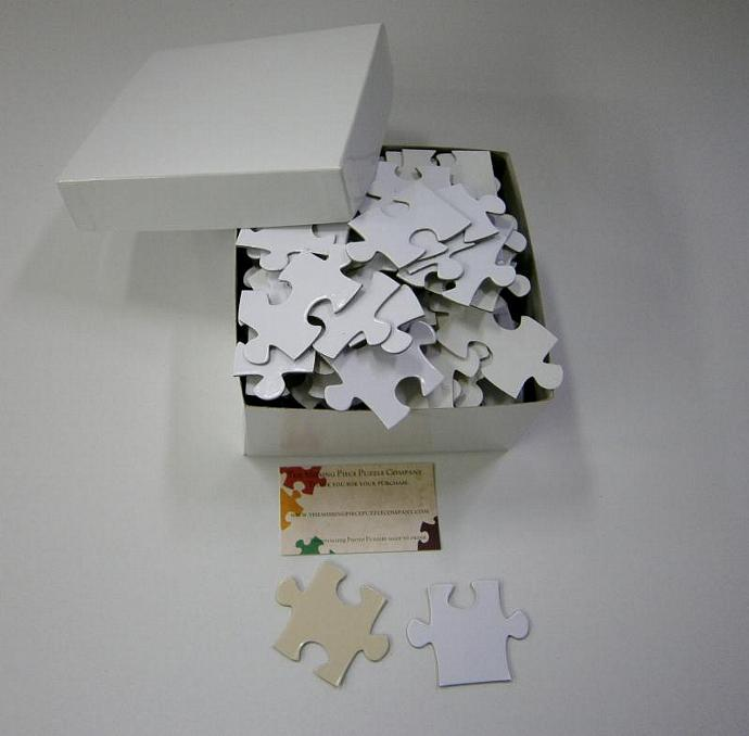Wedding Guest Book Puzzle by TheMissingPiecePuzzleCompany on Zibbet