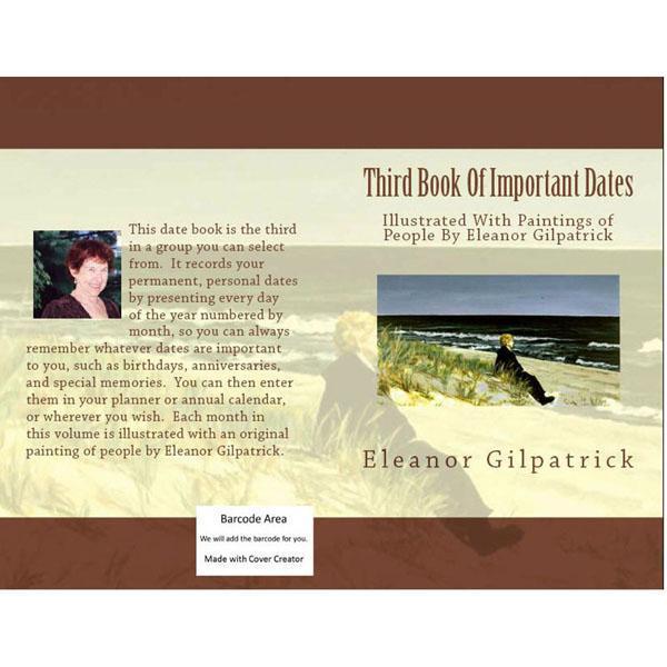 Third Book Of Important Dates (Permanent Calendar)