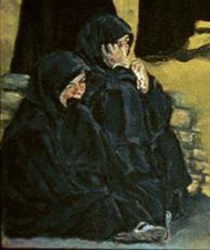 The Women ( Anti-War Painting )