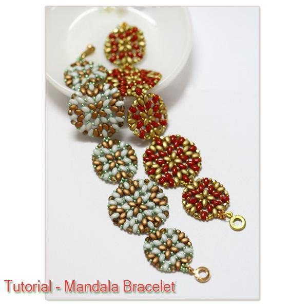Tutorial - Mandala Bracelet