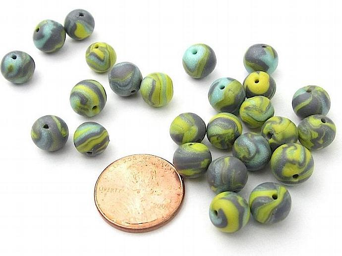 Unique Handmade Polymer Clay Jewelry Craft Beads