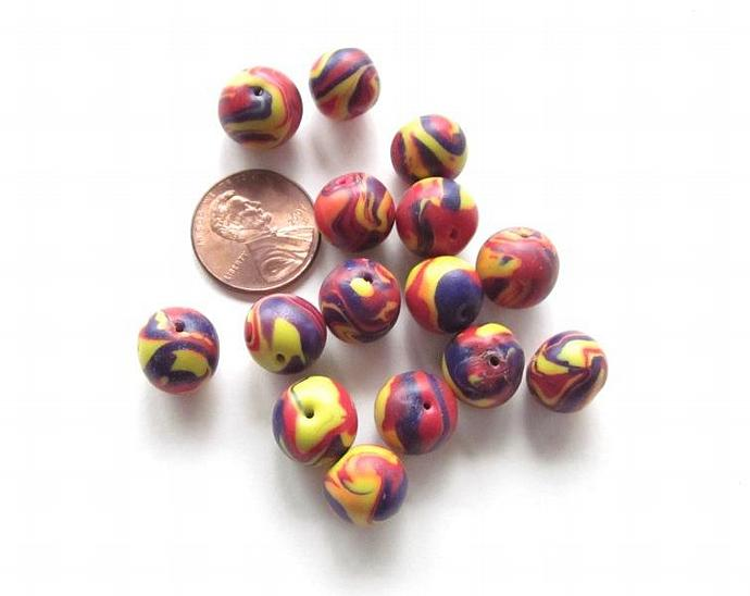 Unique Handmade Beads for Jewelry and Crafts