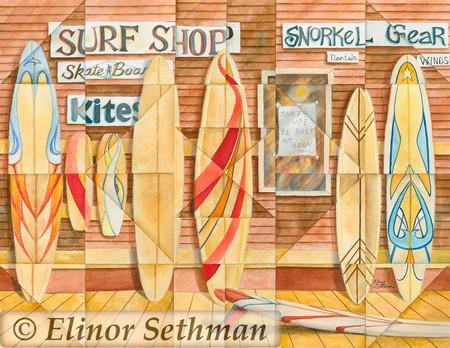 Kaleidoscope Surf Shop