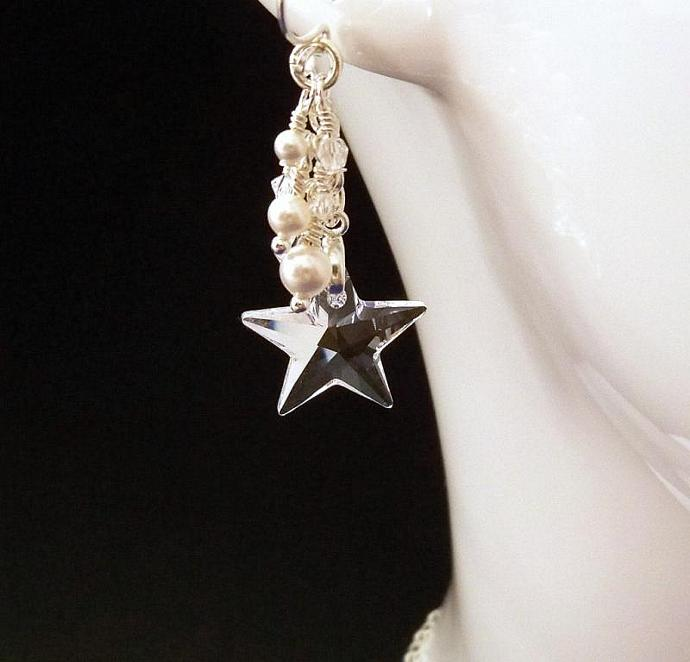 Necklace and Earrings  Reach for the Stars
