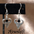 Steer Head Earrings 10061