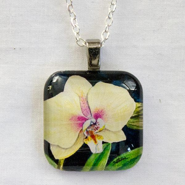 Orchid #1 Pendant