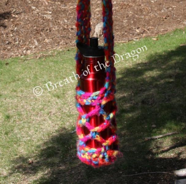 Rainbow Bottle Sling