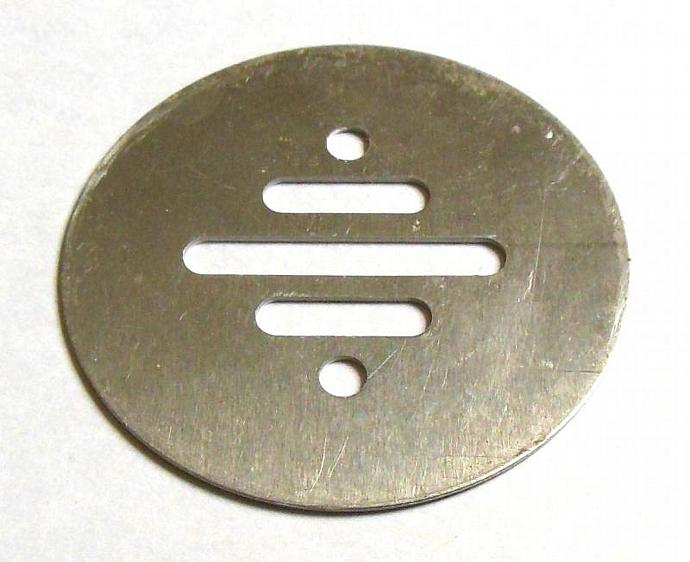 Wearever Super Shooter Cookie Press Disk Replacement Part Ornament
