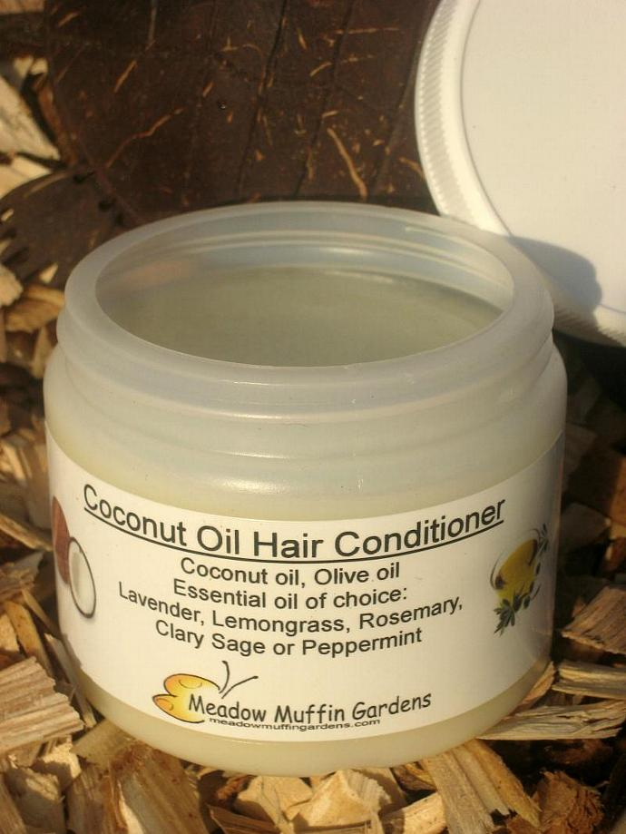 Coconut Oil Hair Mask, Conditioner, Oil, Body Moisturizer, Scalp Psoriasis