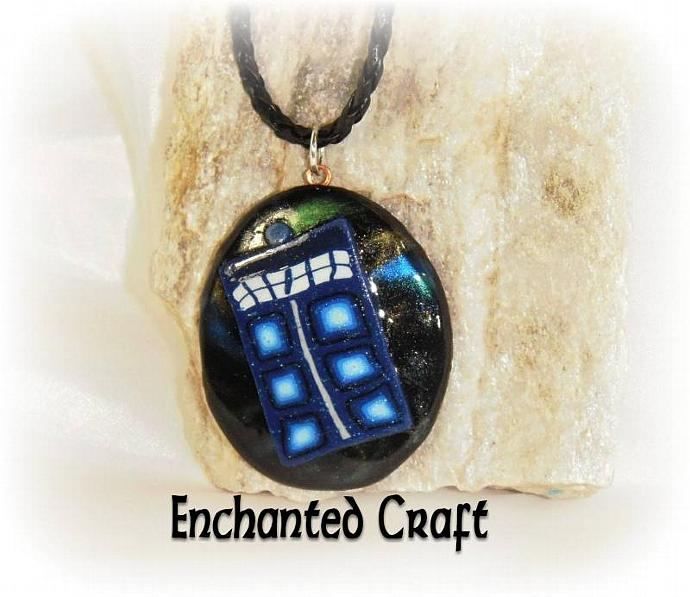 TarDiS Locket for the Dr Who fan