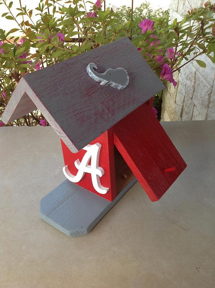 Birdhouse - Alabama University