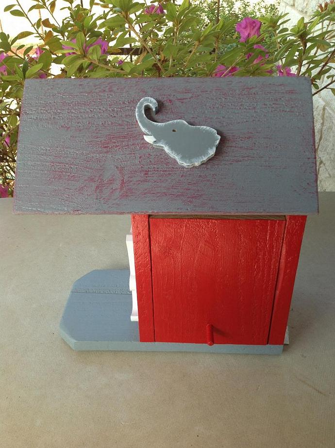 Birdhouse - Alabama University