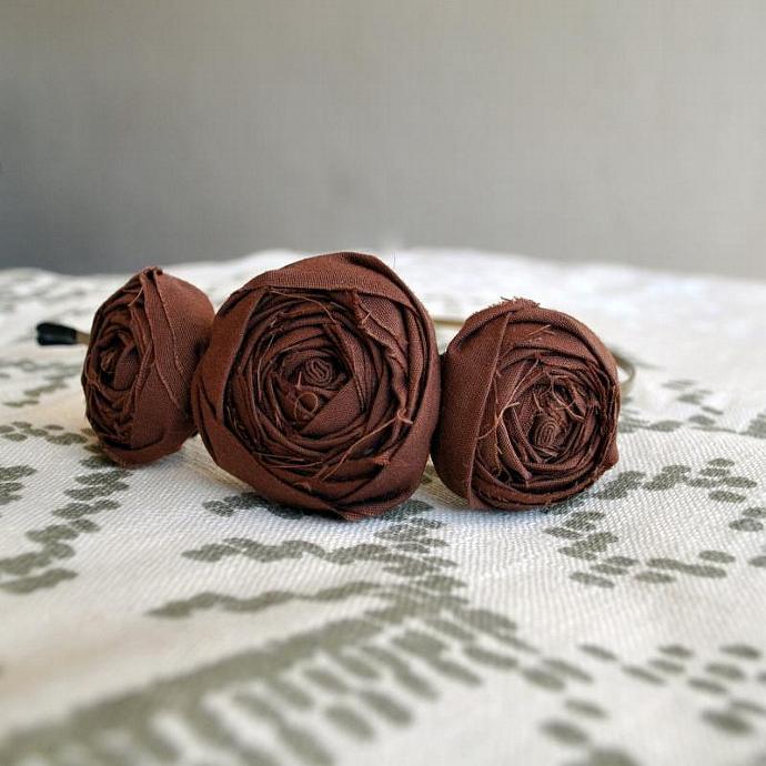 The Sweetness Headband - Brown