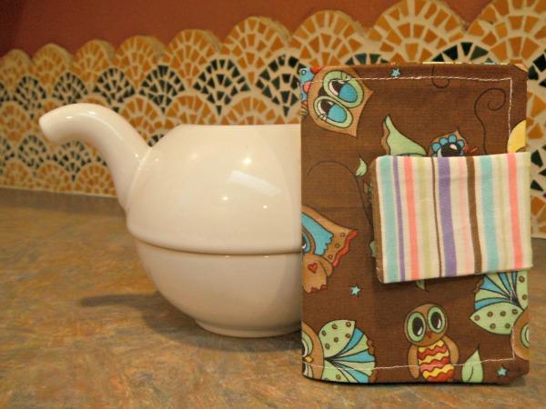 Tea Wallet 7