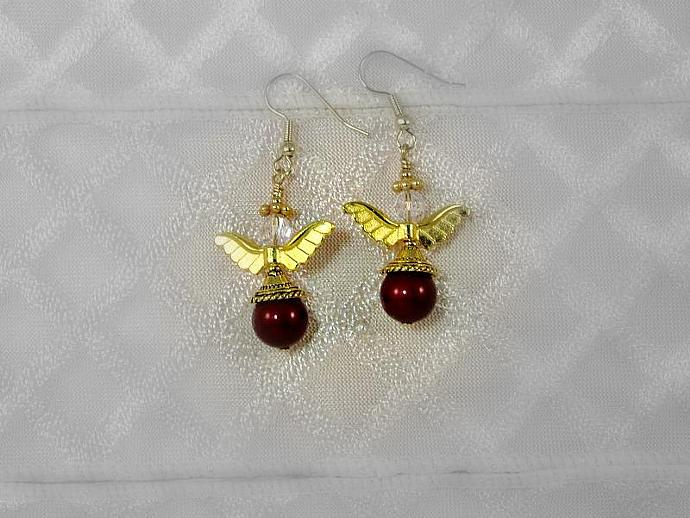 Irin Angel Earrings