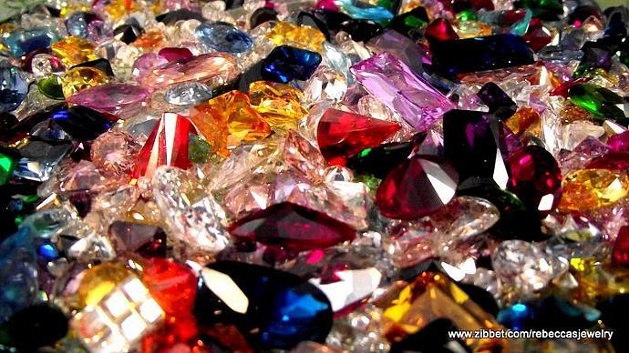 Treasure Bottles / Pendants / Magnets