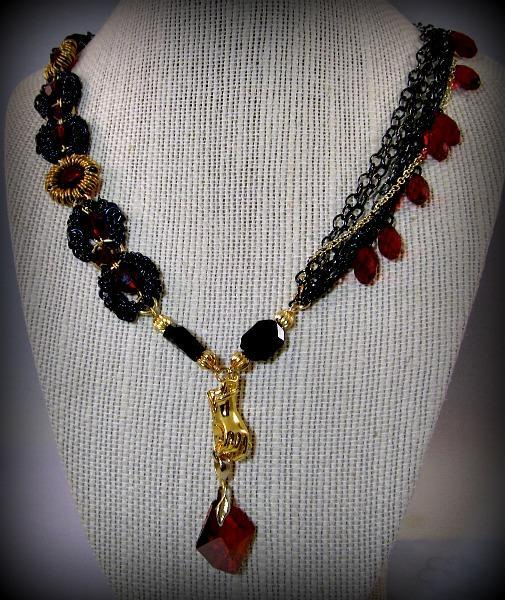 Tatiana Chainmaille Necklace