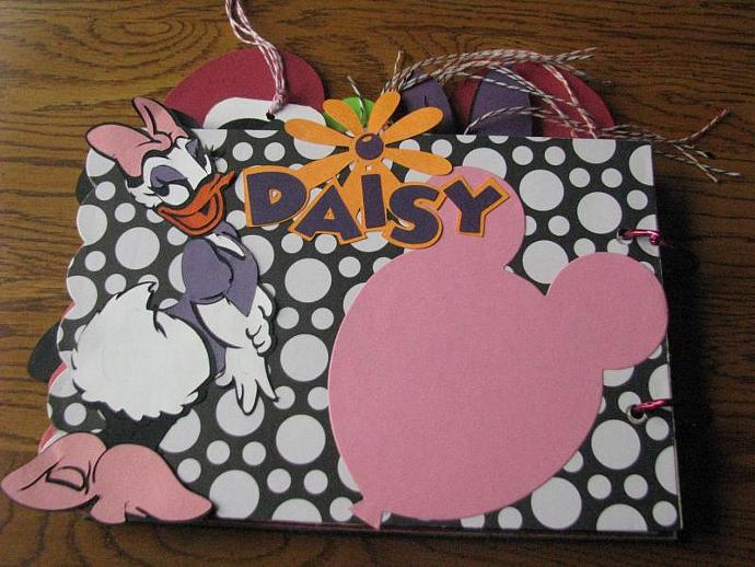 A Minnie Mouse Mini Memories Scrapbooking Or Scrappantry