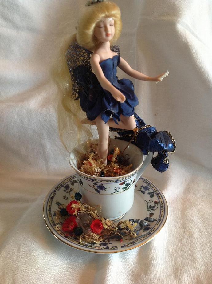 OUIDA THE BLUE FAIRY    875  -003