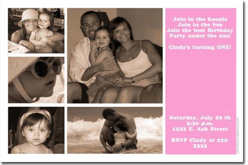 PRINCESS AND THE FROG PRINCESS TIANA BIRTHDAY INVITATIONS