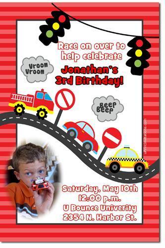 Hot Wheels Birthday Invitations Click UPRINTinvitations - Hot wheels birthday invitation how to make