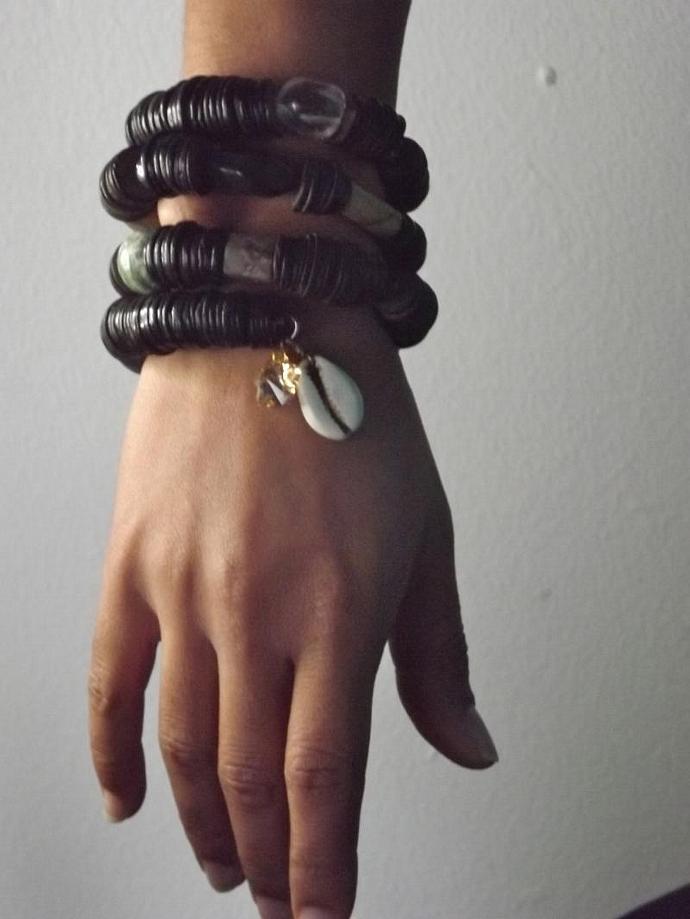 Bracelet Coco Agate