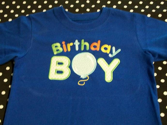 birthday boy embroidered shirt or onesie boyu0027s birthday shirt 1st birthday