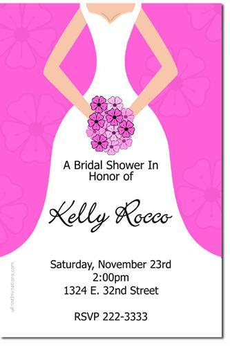 Bachelorette Invitations (Click for add'l designs) (Download JPG NOW)