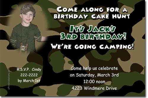 Paintball Birthday Invitations **DOWNLOAD JPG IMMEDIATELY**
