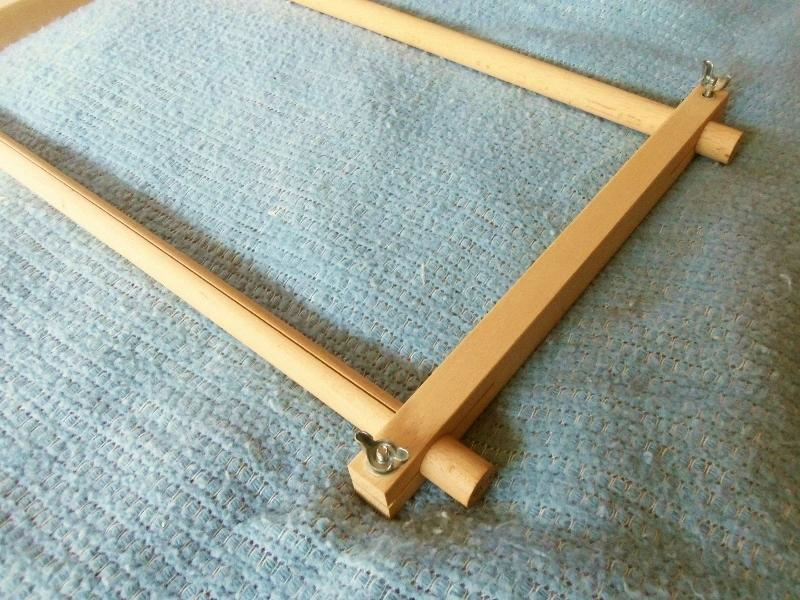 Needlepoint, Cross Stitch Wooden by NeedfulThingsofSalem on Zibbet