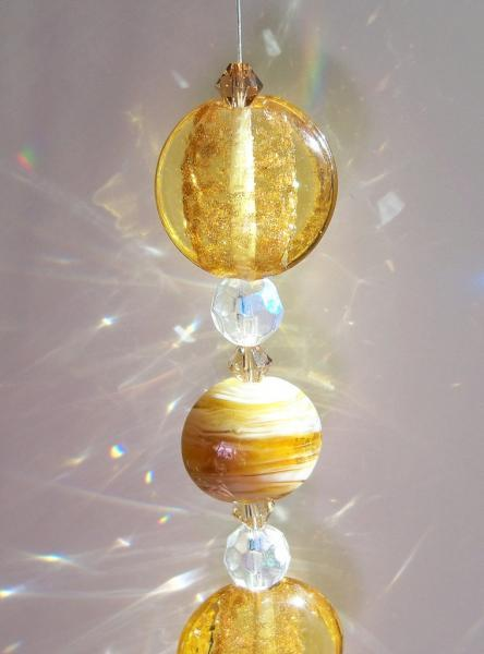 Sun Catcher -  Butterscotch Candy