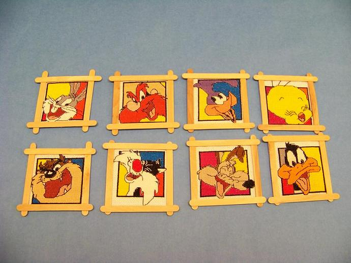 Needlepoint Looney Tunes Pictures