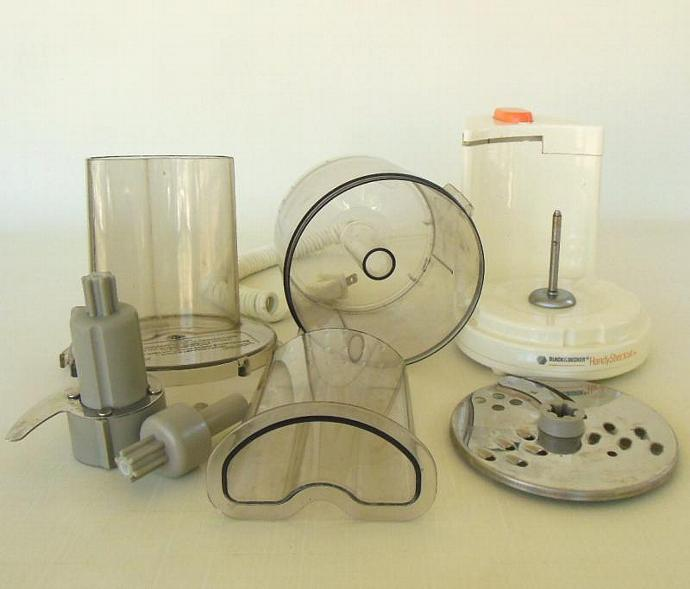 Black And Decker Mini Food Processor Replacement Parts