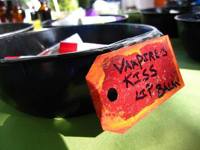 Get Kissed Vampire's Kiss Lip Balm Organic