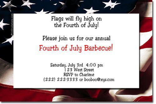 4th of July Invitations Click for Tons more **DOWNLOAD JPG IMMEDIATELY