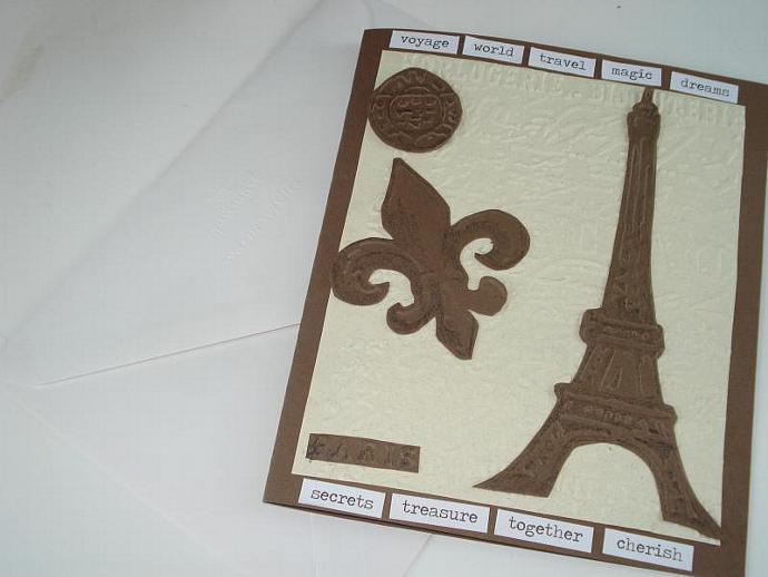 Dare to Dream - Note Card