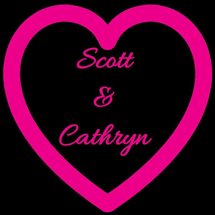 CUSTOM VINYL HEART PERSONALIZED WITH YOUR NAMES VEHICLE STICKER, DECAL