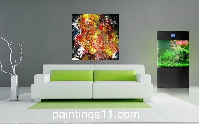 "IMPACTO LARGE 36""X36"" Acrylic PICK UP ONLY!"